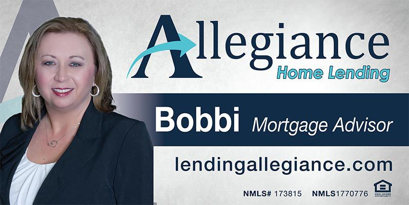 Bobbi - Allegiance - Sponsor