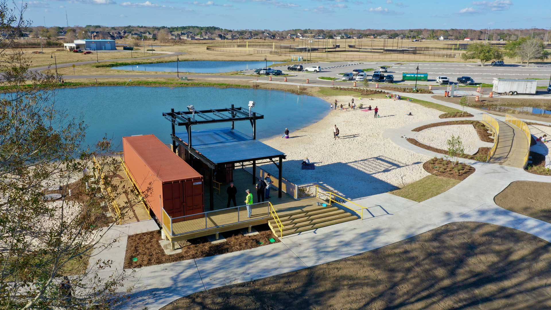 BCSP Beach Drone Photo