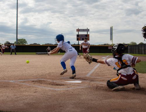 Photo Gallery: H.L. Bourgeois Lady Braves vs. Terrebonne High School Lady Tigers Softball 3.22.2021